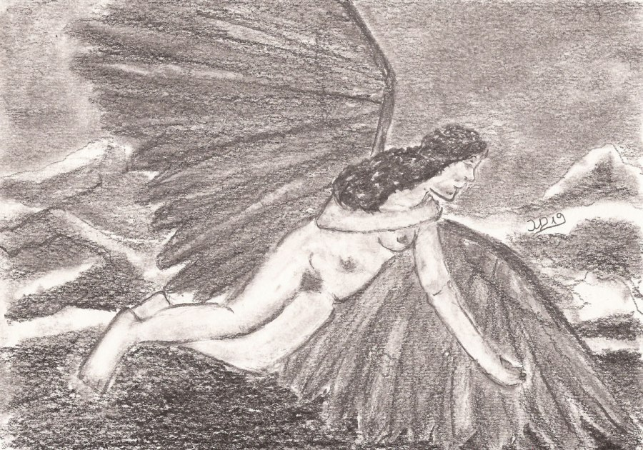 Zeichnung. Margaritas Traum (Vs.3)