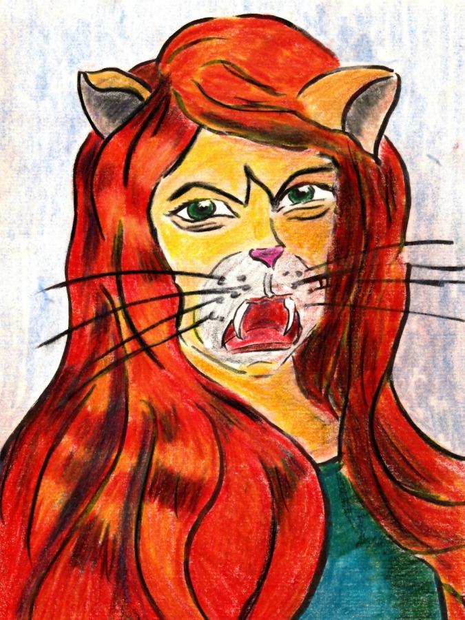 Mein LöwinnenIch