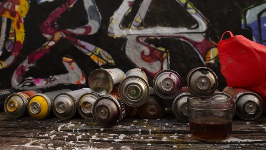 Streetart in Zeiten vonC